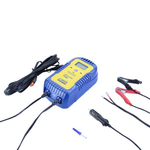 Varta Batterieladegerät Powerzone VPZ-LOAD 7000 Plus 12V/24V (VPZ7000PLUS)