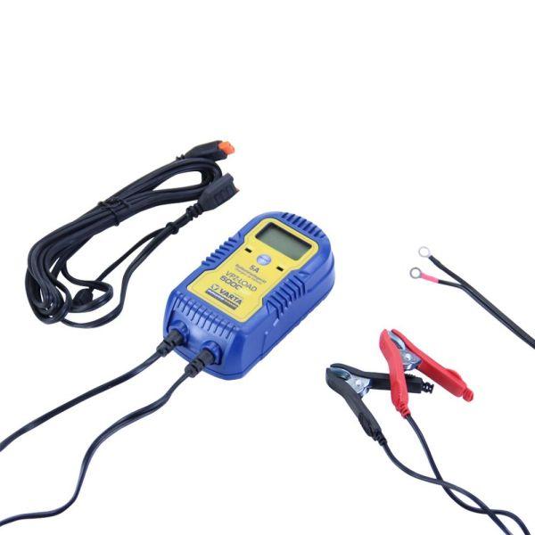 Varta Batterieladegerät Powerzone VPZ-LOAD 5000 Plus 6V/12V (VPZ5000PLUS)